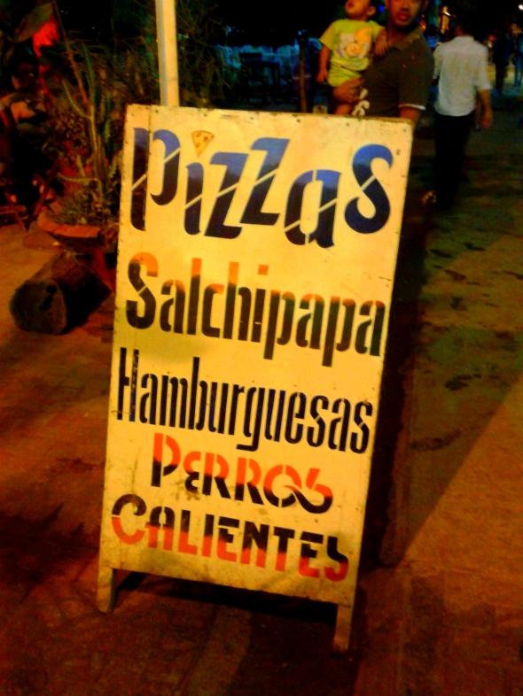 Salch Sign