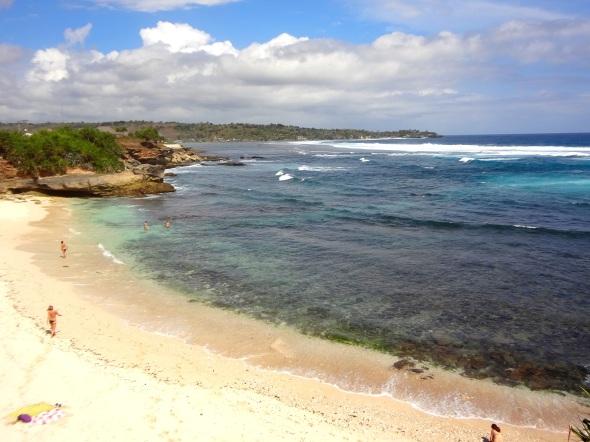Dream Beach Shot