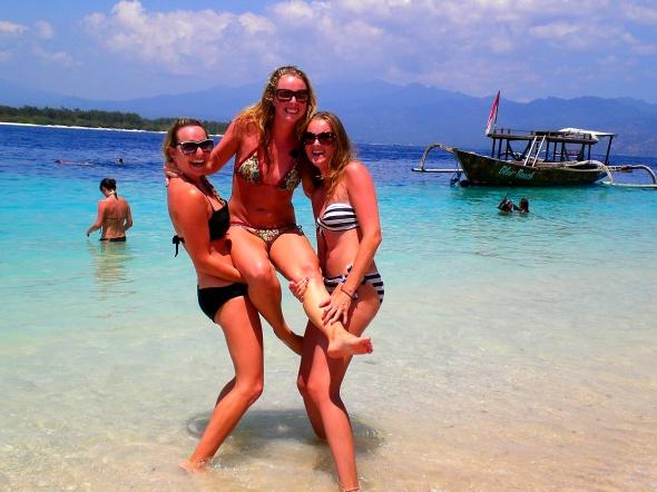 holding martj beach