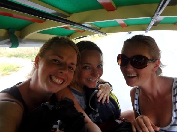 in horse cart