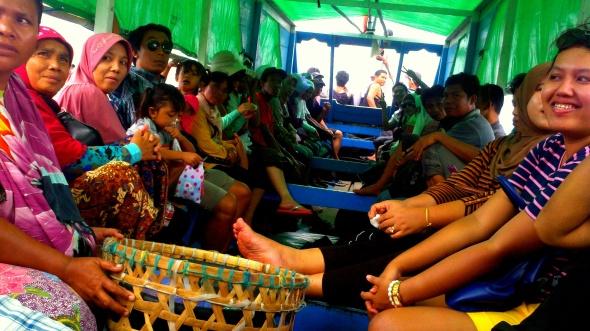 lombok boat