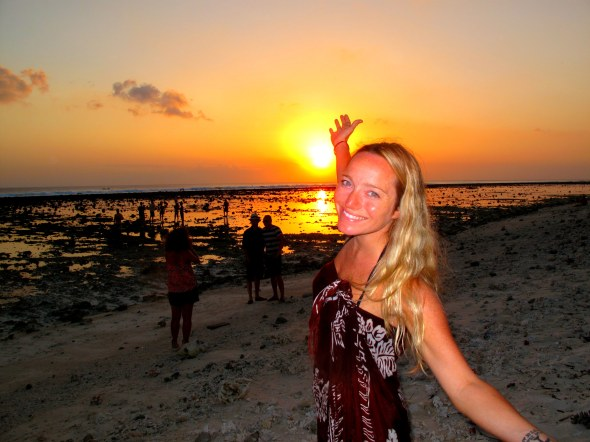 me sunset
