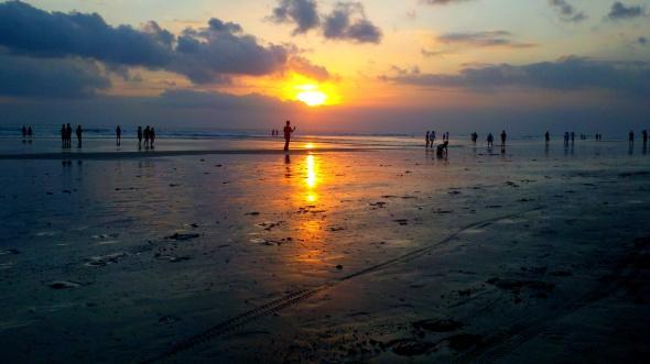 sick sunset seminyak