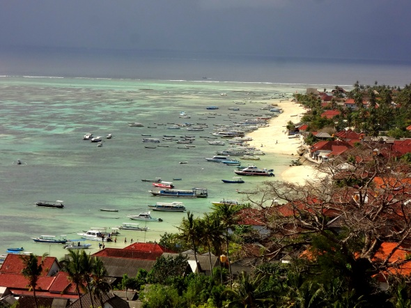 Top of Lembongan