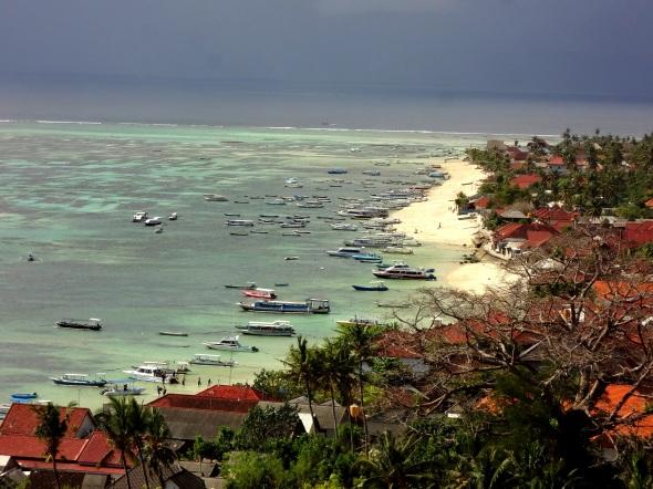 Top of Lembongan