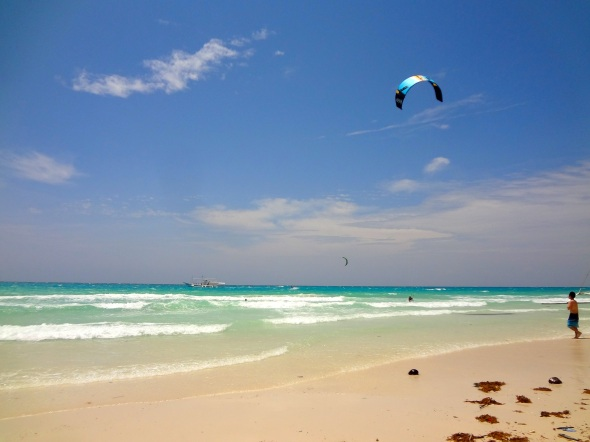 Boracay Beach Shot