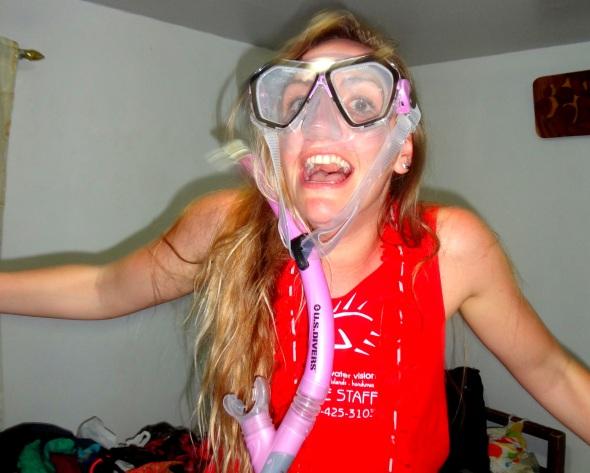 Tash snorkel