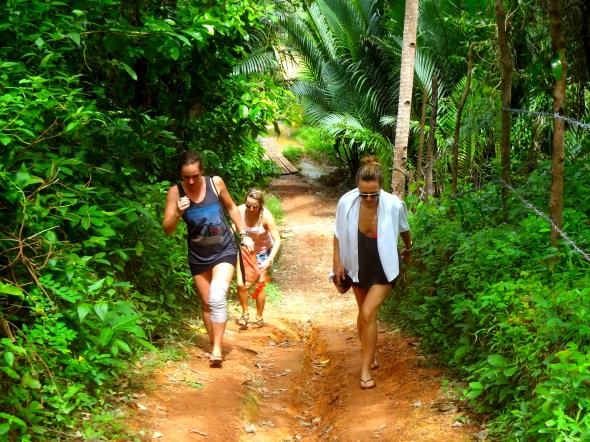 beach 1 hike