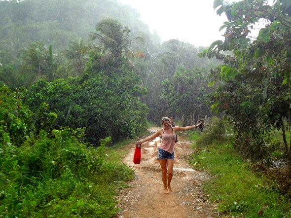 me rain beach 1