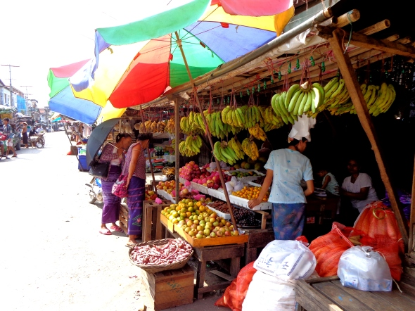 Fruit stand hpa an