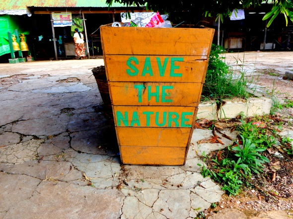 save nature